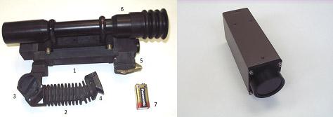 Remote Laser Mine Activators Type LAM-2