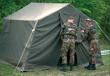 MILITARY TENT M-01-W