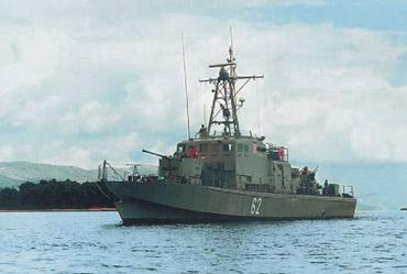 """Patrol Boat """"SOLTA Class"""""""