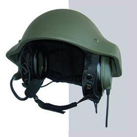 Protective Tank Helmet BK-TE