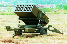 Multiple Rocket Launcher 70 mm HERON