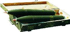 128mm Rocket for Multiple Rocket Launcher