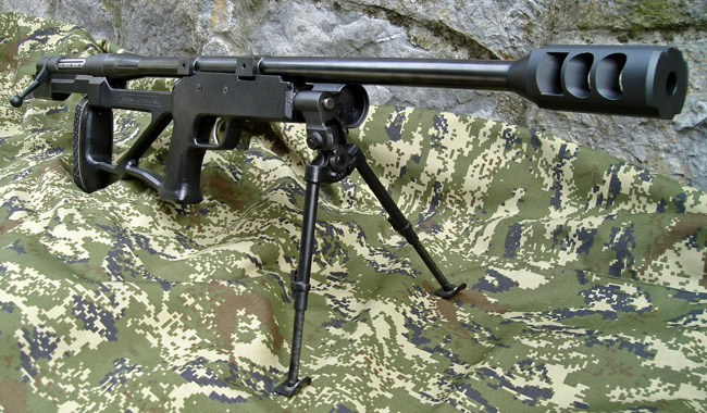 Sniper Rifle MACS M3 cal. 12,7x99mm (.50)