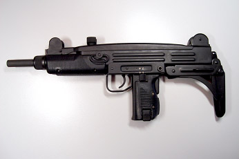 Submachine Gun Type ERO cal. 9x19mm