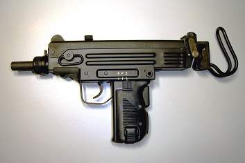 Submachine Gun Type Mini ERO cal. 9x19mm